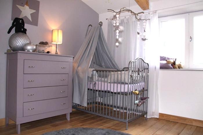 d co chambre b b. Black Bedroom Furniture Sets. Home Design Ideas