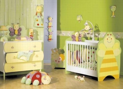D co chambre b b - Chambre de bebe original ...
