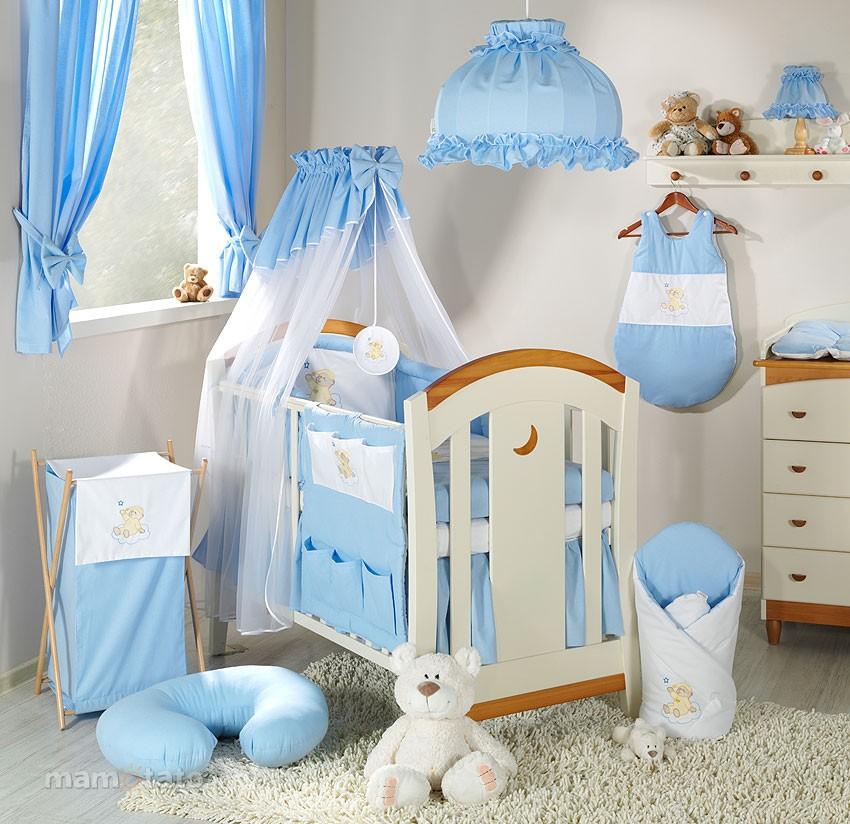 belle déco chambre bébé garçon pas cher