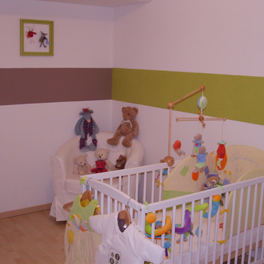 Tweet for Chambre de bebe mixte