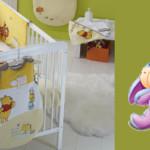 déco chambre bébé winnie l'ourson