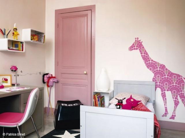 Jolie déco chambre fille 6 ans