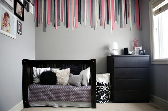 interesting dco chambre fille rose et noir decoration fille chambre noire et rose with chambre noir gris