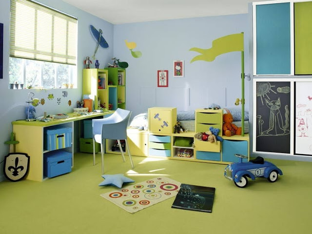 Decoration Chambre Garcon De Ans
