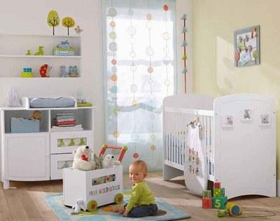 Photo déco chambres bébé