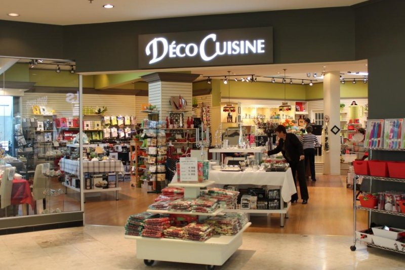 D co cuisine magasin place laurier for Deco cuisine place laurier
