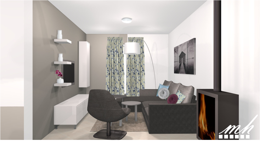 d co salon gris. Black Bedroom Furniture Sets. Home Design Ideas