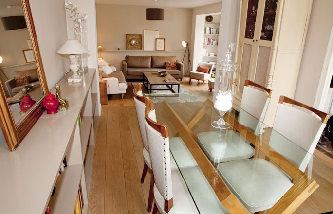decoration salle a manger design. best dco salle manger en papier ... - Image Decoration Salon Salle A Manger