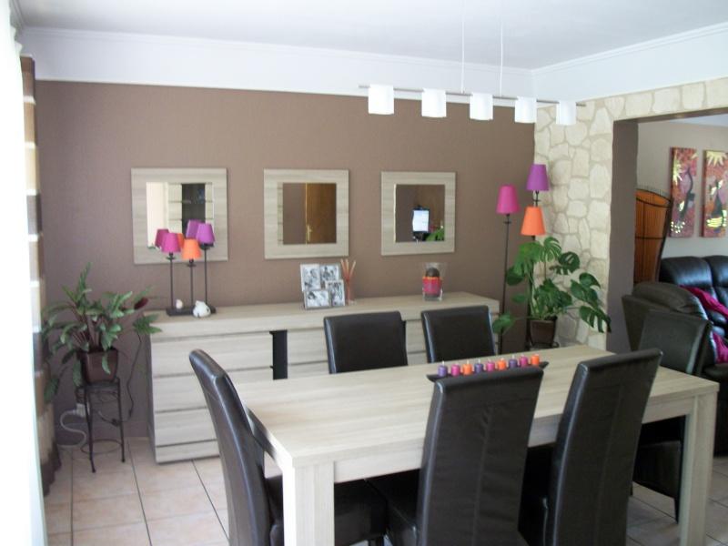 belle déco salon salle à manger moderne - Photo Déco