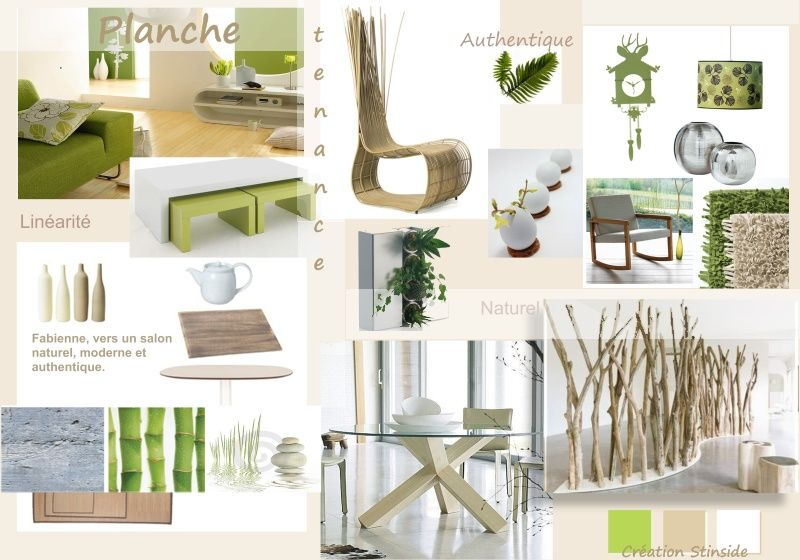 D co salon zen nature - Deco chambre zen nature ...