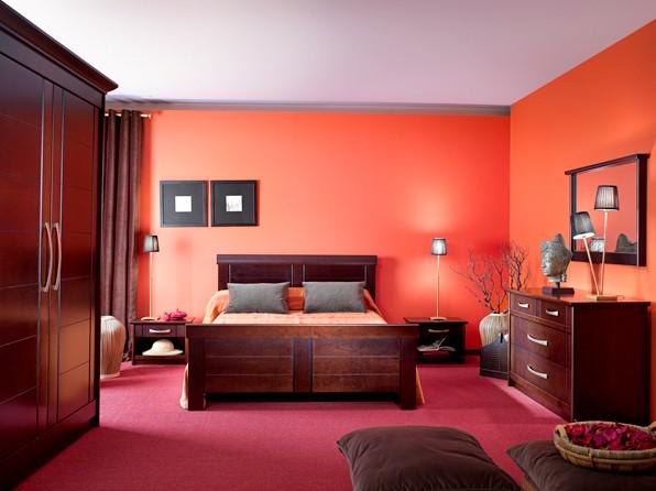 Decoration Chambre A Coucher Peinture. Good D Cor De Chambre A ...