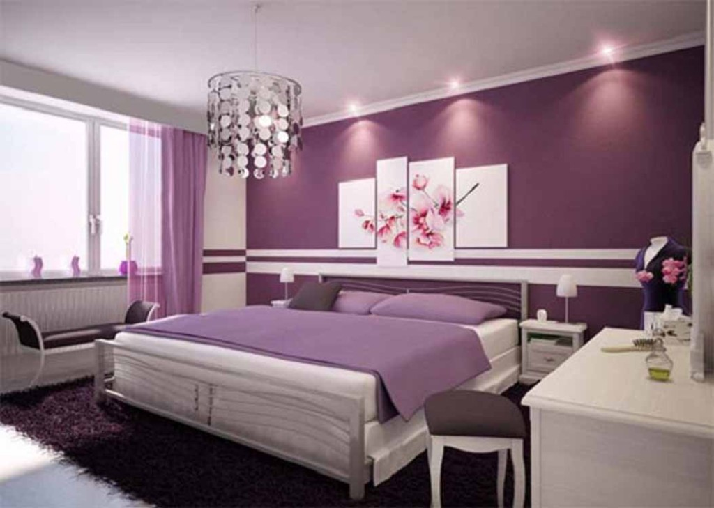 d coration chambre coucher adulte photos. Black Bedroom Furniture Sets. Home Design Ideas