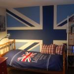 décoration chambre ado londres