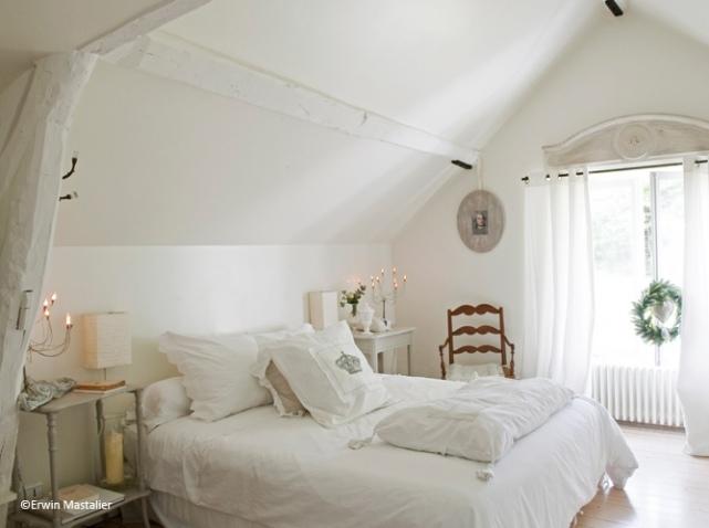 Décoration Chambre Adulte Mur Blanc