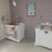 décoration chambre bébé fille et garcon