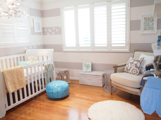 Beautiful Chambre Bebe Beige Et Gris Contemporary - lalawgroup.us ...