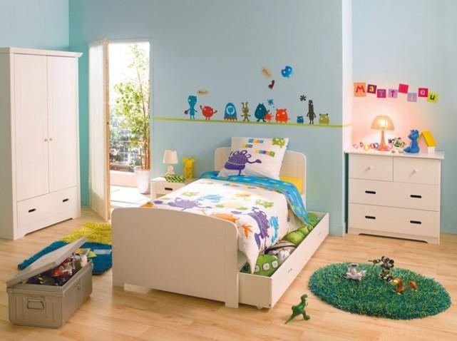 idée décoration chambre bébé garçon pas cher - Photo Déco