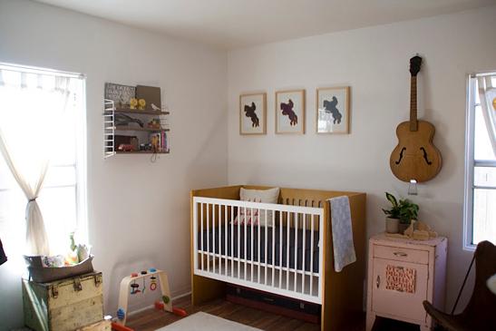 Image Chambre Vintage : Décoration chambre bébé vintage
