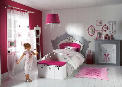 décoration chambre pour fille