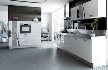 Decoration Cuisine Blanche - Rellik.us - rellik.us