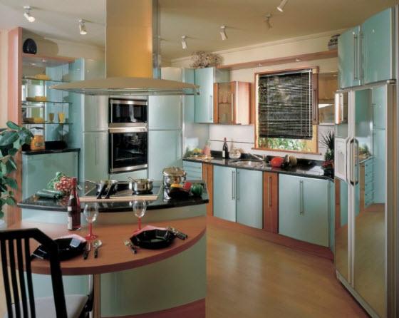 Decoration cuisine 2012 for Fourniture de cuisine commerciale