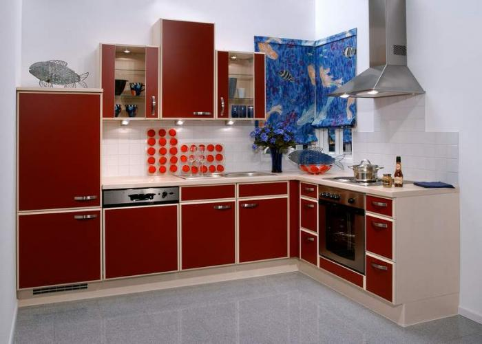 D coration cuisine moderne marocaine for Exemple de cuisine moderne