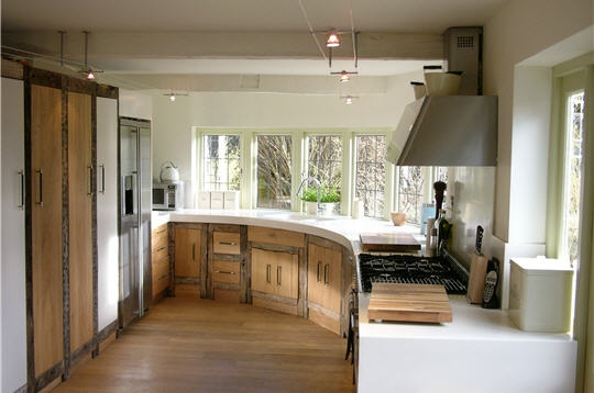 Awesome Les Modernes Cuisines Contemporary - Amazing House Design ...
