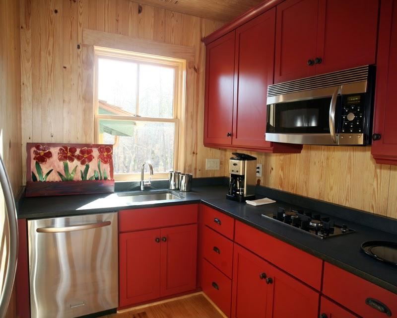 aménagement décoration petite cuisine 2013