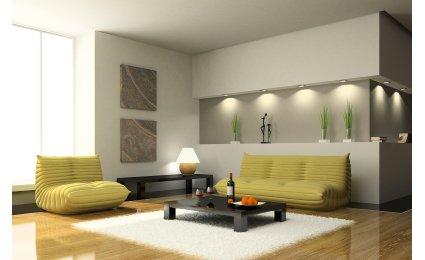 exemple décoration salon salle à manger zen