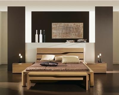 Jolie Deco Chambre À Coucher Zen