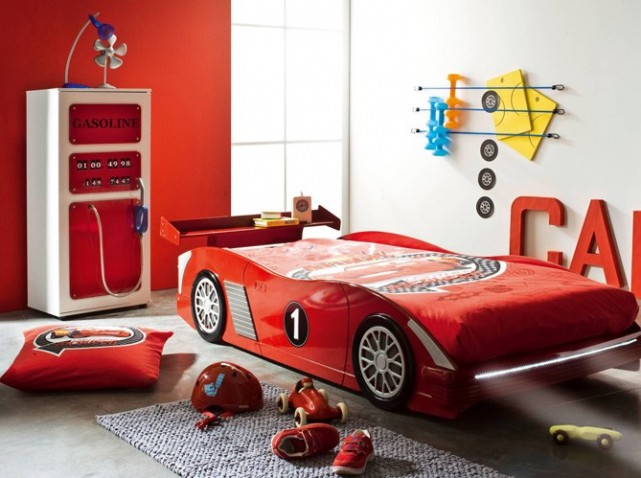 Photo suivante - Decoration chambre mansardee garcon ...