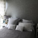 deco chambre gris blanc