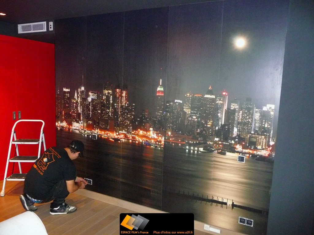Deco chambre new york city - Deco murale new york ...
