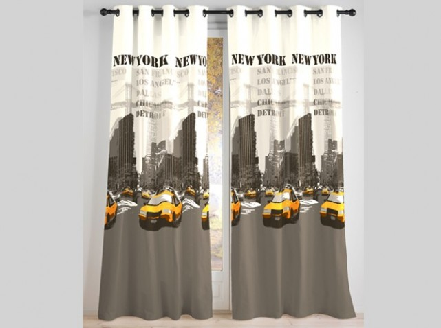 Decoration new york chambre pas cher - Chambre deco new york ado ...