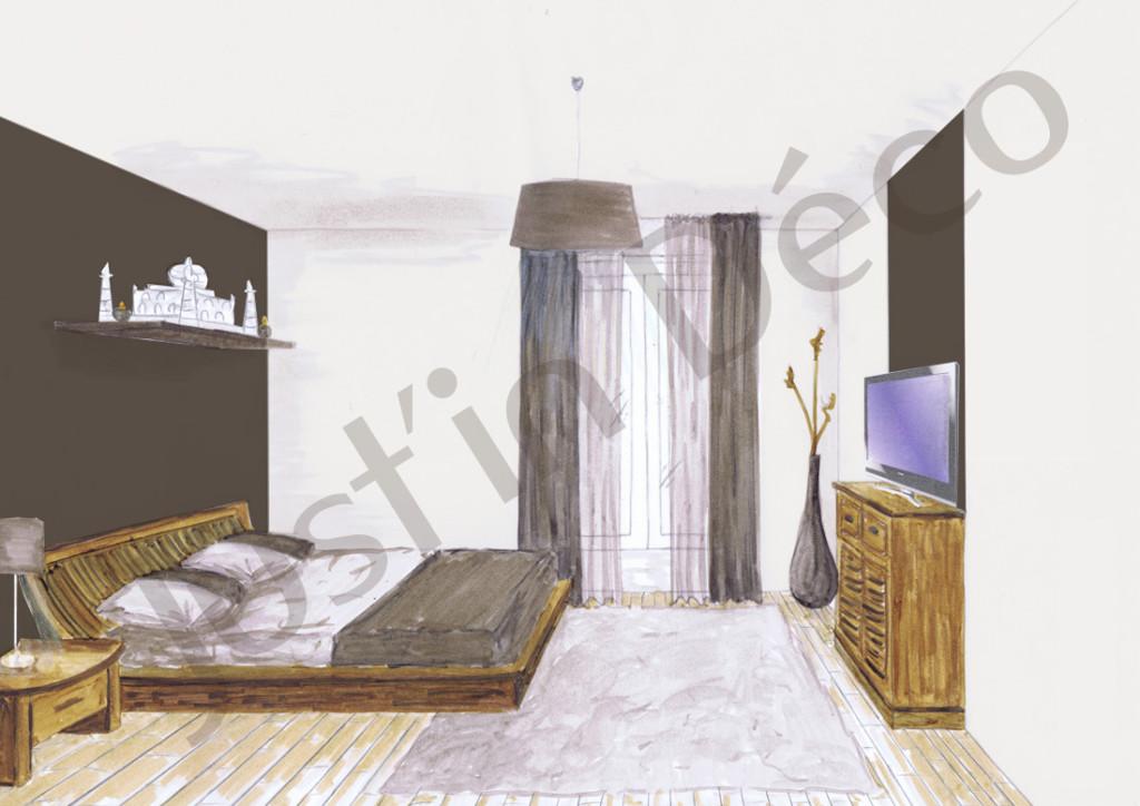 Deco chambre parentale Belle deco maison