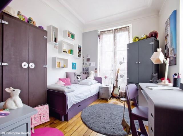 Deco chambre petite fille - Deco petite chambre fille ...