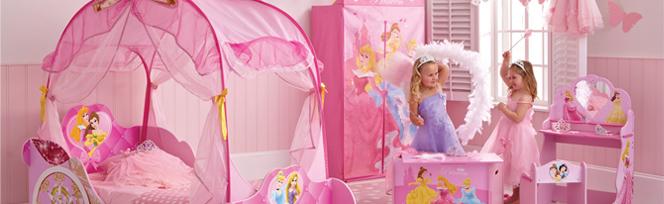 Déco Chambre Fille Princesse : Deco chambre petite fille princesse