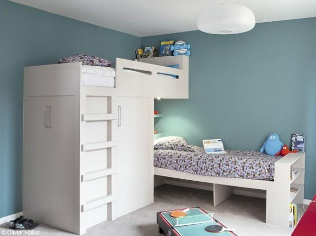 comment decorer une chambre pour fille et garcon