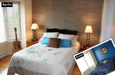 deco chambre zen. Black Bedroom Furniture Sets. Home Design Ideas