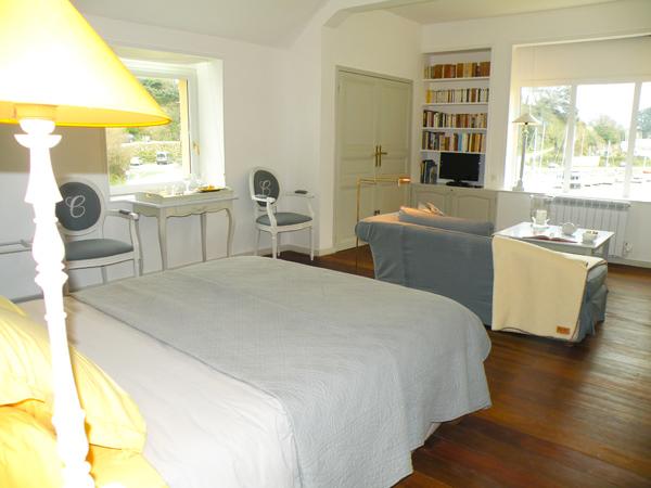 Deco chambres d 39 hotes de charme for Deco cuisine salon 30m2