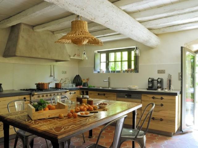 aménagement deco cuisines anciennes