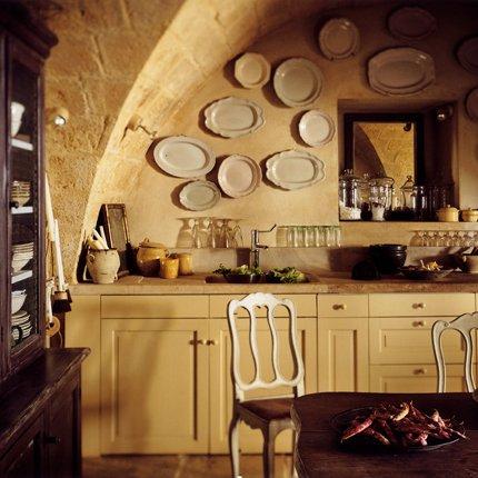 organisation deco cuisines anciennes