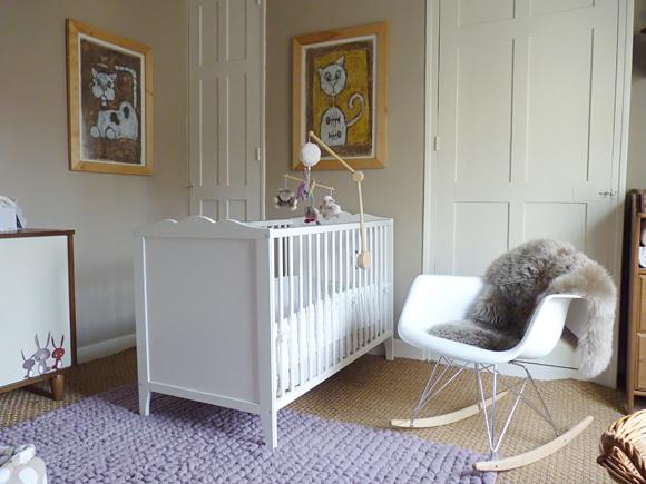 Photo deco pour chambre bébé mixte