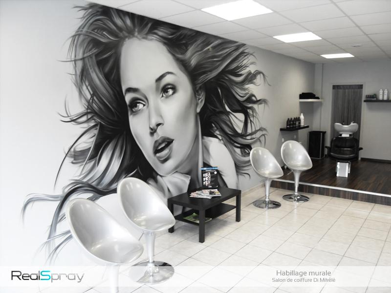 Deco Salon De Coiffure Photo Déco