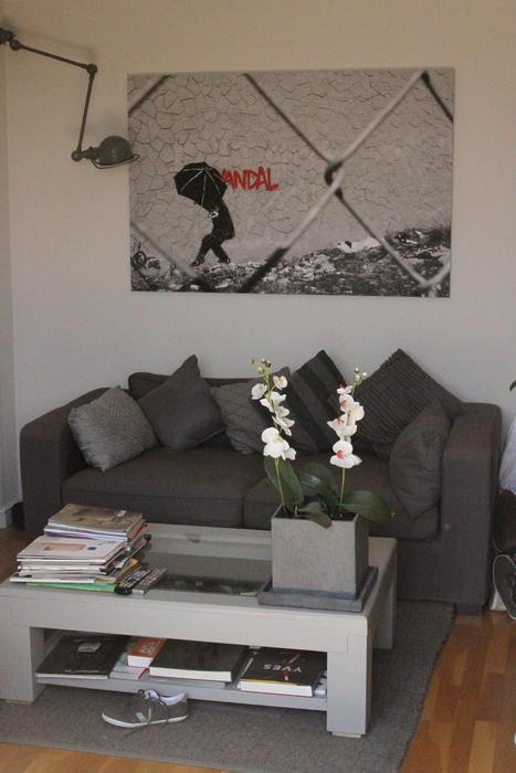 Deco Salon Beige Gris : Deco salon gris et beige