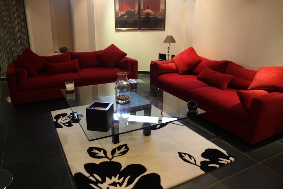 organisation deco salon gris noir et rouge - Deco Salon Gris Et Rouge