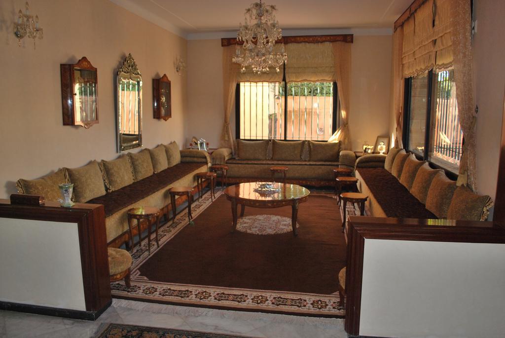 aménagement maison maroc