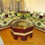 deco salon marocain 2014