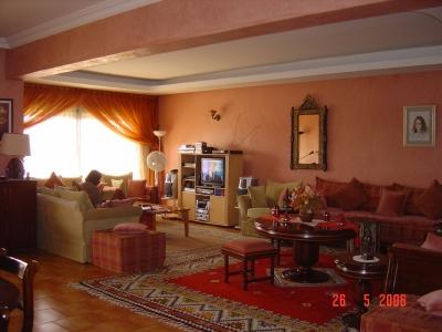 deco salon marocain peinture