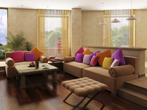 Deco Interieur Salon Marocain